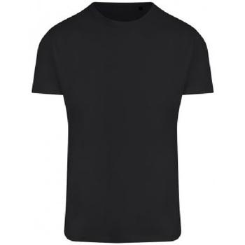 Textiel Heren T-shirts korte mouwen Ecologie EA004 Jet Zwart