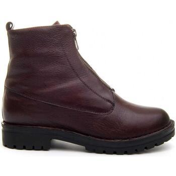 Schoenen Dames Laarzen Purapiel 67446 BORDEAUX
