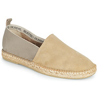 Schoenen Heren Espadrilles Selected AJO NEW MIX Zand