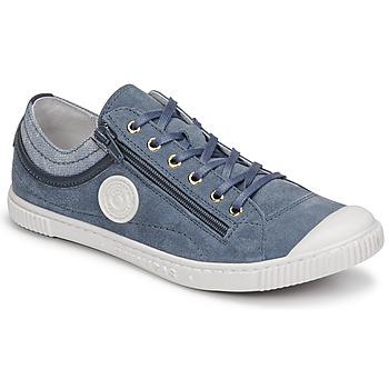 Schoenen Dames Lage sneakers Pataugas BISK/MIX F2E Blauw