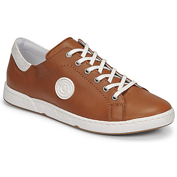 Schoenen Dames Lage sneakers Pataugas JAYO F2E Camel