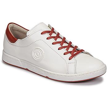 Schoenen Dames Lage sneakers Pataugas JAYO F2G Wit / Terracotta