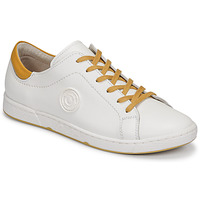 Schoenen Dames Lage sneakers Pataugas JAYO F2G Wit / Oker