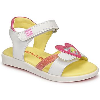 Schoenen Meisjes Sandalen / Open schoenen Agatha Ruiz de la Prada AITANA Wit