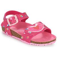 Schoenen Meisjes Sandalen / Open schoenen Agatha Ruiz de la Prada BIO Roze