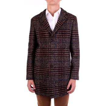 Textiel Heren Mantel jassen Manuel Ritz 2932C4448-203731 Marrone