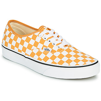 Schoenen Dames Lage sneakers Vans AUTHENTIC Geel