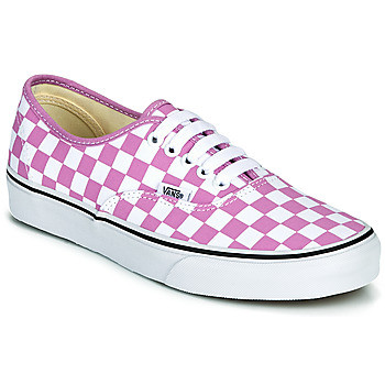 Schoenen Dames Lage sneakers Vans AUTHENTIC Lila