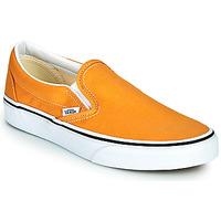 Schoenen Dames Instappers Vans CLASSIC SLIP ON Geel