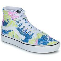 Schoenen Dames Hoge sneakers Vans COMFYCUSH SK8 HI Multicolour