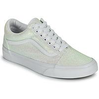 Schoenen Dames Lage sneakers Vans OLD SKOOL Wit