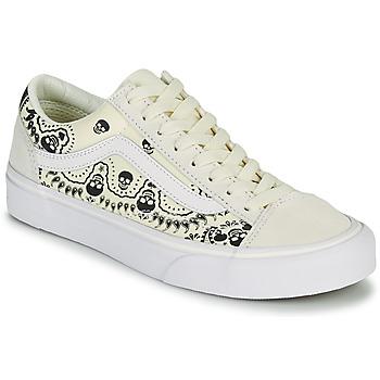Schoenen Lage sneakers Vans STYLE 36 Beige / Zwart