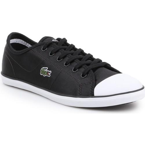 Schoenen Dames Lage sneakers Lacoste Ziane Sneaker 118 2 CAW 7-35CAW0078312 black
