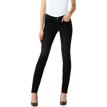Textiel Dames Jeans Liu Jo UXX037 D4199 Zwart