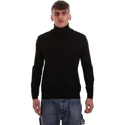 Textiel Heren Truien Navigare NV11006 33 Zwart