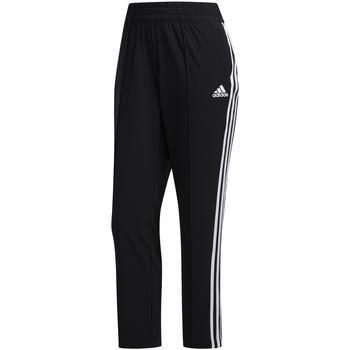 Textiel Dames Broeken / Pantalons adidas Originals FJ7153 Zwart