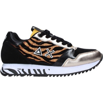 Schoenen Dames Sneakers Sun68 Z40228 Zwart