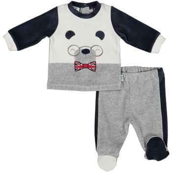 Textiel Kinderen Kostuums en stropdassen Melby 20Q0890 Grijs