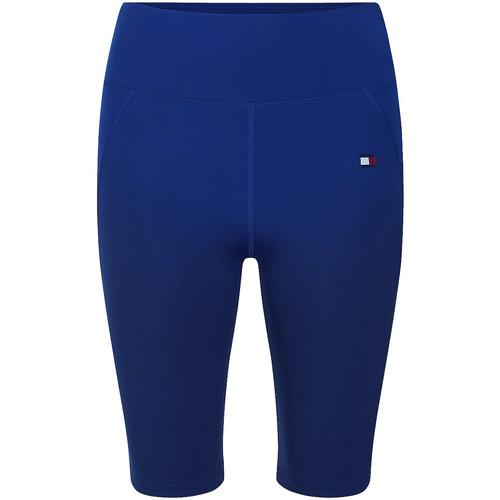 Textiel Dames Leggings Tommy Hilfiger S10S100462 Blauw