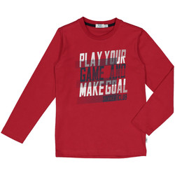 Textiel Kinderen T-shirts & Polo's Melby 70C0644 Rood