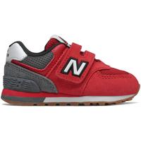 Schoenen Kinderen Sneakers New Balance NBIV574ATG Rood