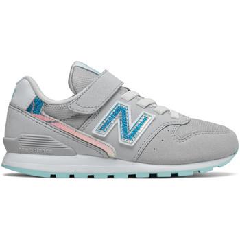 Schoenen Kinderen Sneakers New Balance NBYV996HGY Grijs