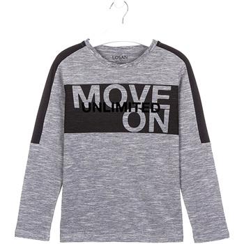 Textiel Kinderen T-shirts & Polo's Losan 023-1020AL Grijs