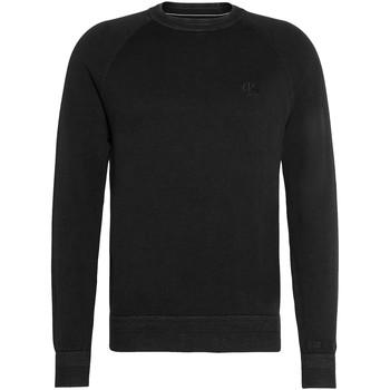 Textiel Heren Truien Calvin Klein Jeans J30J315600 Zwart