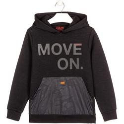 Textiel Kinderen Sweaters / Sweatshirts Losan 023-6006AL Zwart