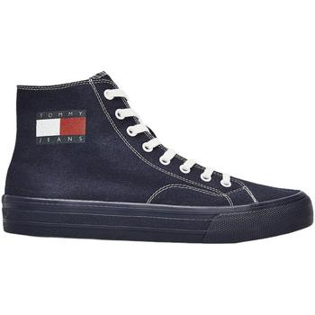 Schoenen Heren Sneakers Tommy Hilfiger EM0EM00485 Blauw
