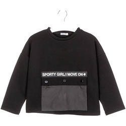 Textiel Kinderen Sweaters / Sweatshirts Losan 024-1015AL Zwart