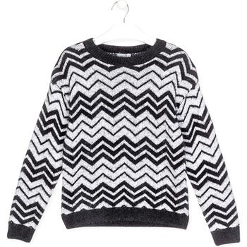 Textiel Kinderen Truien Losan 024-5005AL Zwart