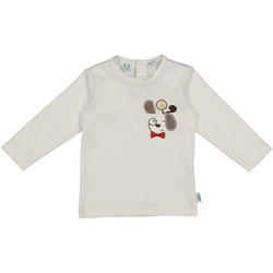 Textiel Kinderen T-shirts & Polo's Melby 20C2150 Wit