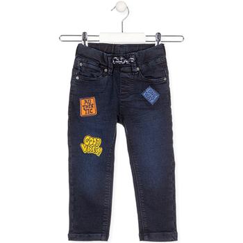 Textiel Kinderen Jeans Losan 025-6037AL Blauw