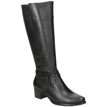 Schoenen Dames Hoge laarzen Dorking BOTAS  D8272 SEÑORA NEGRO Noir