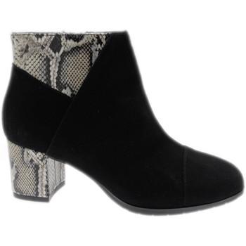 Schoenen Dames Low boots Soffice Sogno SOSO20682ne nero