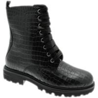 Schoenen Dames Laarzen Calzaturificio Loren LOC3918ner nero