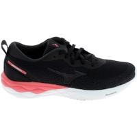 Schoenen Running / trail Mizuno Wave Revolt Noir Zwart