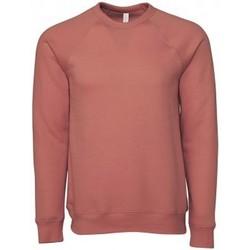 Textiel Sweaters / Sweatshirts Bella + Canvas CV3901 Mauve