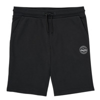 Textiel Jongens Korte broeken / Bermuda's Jack & Jones JJI SHARK JJSWEAT Zwart
