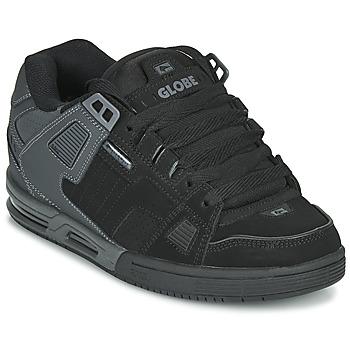 Schoenen Heren Skateschoenen Globe SABRE Zwart / Grijs