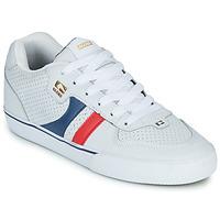 Schoenen Heren Lage sneakers Globe ENCORE-2 Wit / Blauw / Rood