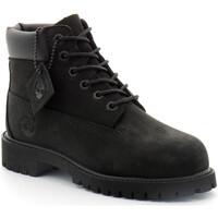 Schoenen Kinderen Laarzen Timberland 6in Premium Noir