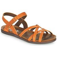 Schoenen Dames Sandalen / Open schoenen Art LARISSA Bruin