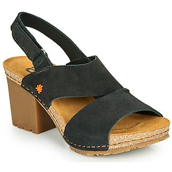 Schoenen Dames Sandalen / Open schoenen Art SOHO Zwart