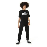 Textiel Kinderen T-shirts korte mouwen Vans VANS CLASSIC TEE Zwart