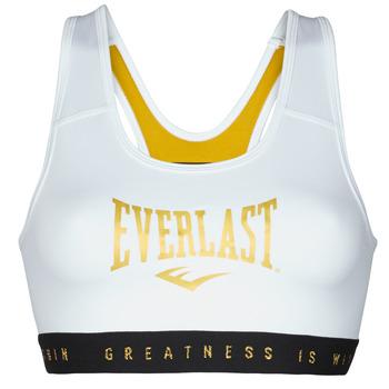 Textiel Dames Sport BH's Everlast EVL BRAND BR Wit / Goud