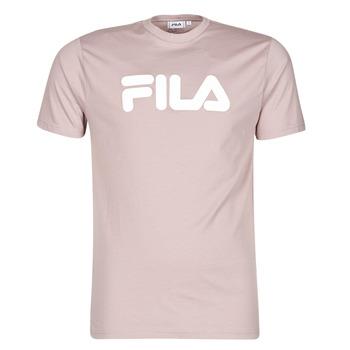Textiel T-shirts korte mouwen Fila PURE SHORT SLEEVE Violet