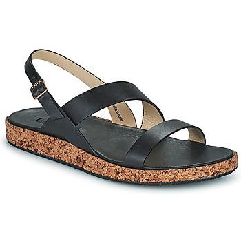 Schoenen Dames Sandalen / Open schoenen Neosens TARDANA Zwart