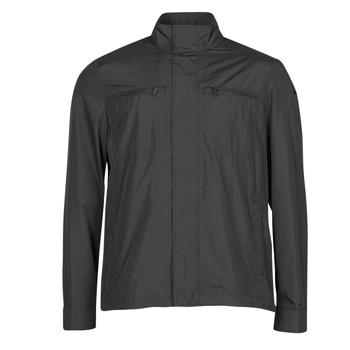Textiel Heren Wind jackets Geox JHARROD Zwart